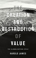 Cover: The Creation and Destruction of Value in PAPERBACK