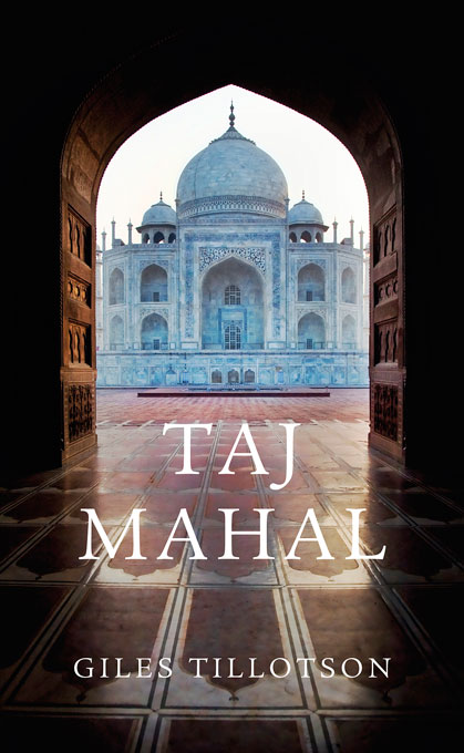 Cover: Taj Mahal, from Harvard University Press