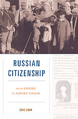 Cover: Russian Citizenship in HARDCOVER