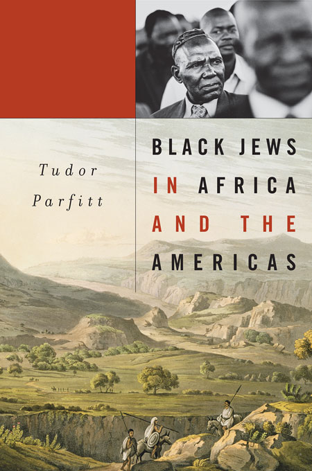 Cover: Black Jews in Africa and the Americas, from Harvard University Press