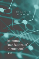 Cover: Economic Foundations of International Law