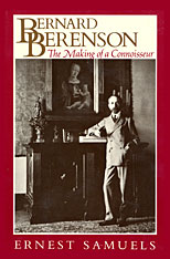 Cover: Bernard Berenson: The Making of a Connoisseur