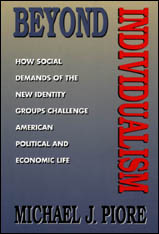 Cover: Beyond Individualism in HARDCOVER