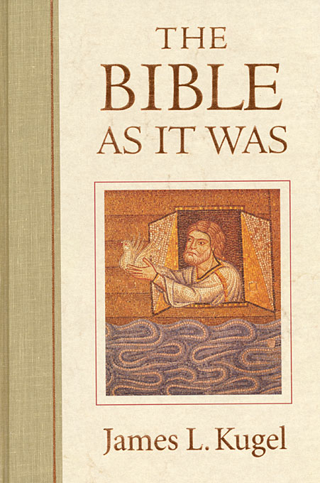 Cover: The Bible As It Was, from Harvard University Press