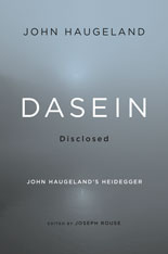 Cover: Dasein Disclosed in HARDCOVER
