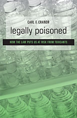 Cover: Legally Poisoned in PAPERBACK