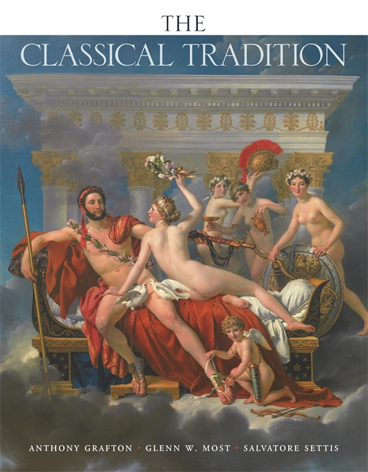 Cover: The Classical Tradition, from Harvard University Press
