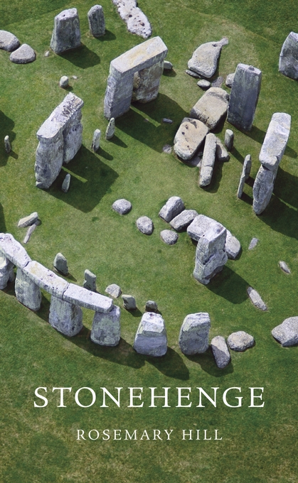 Cover: Stonehenge, from Harvard University Press