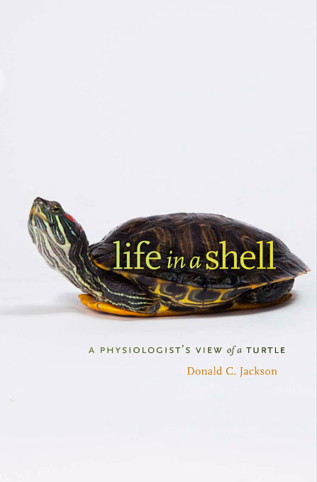 Cover: Life in a Shell: A Physiologist's View of a Turtle, from Harvard University Press