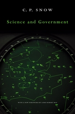Cover: Science and Government in PAPERBACK