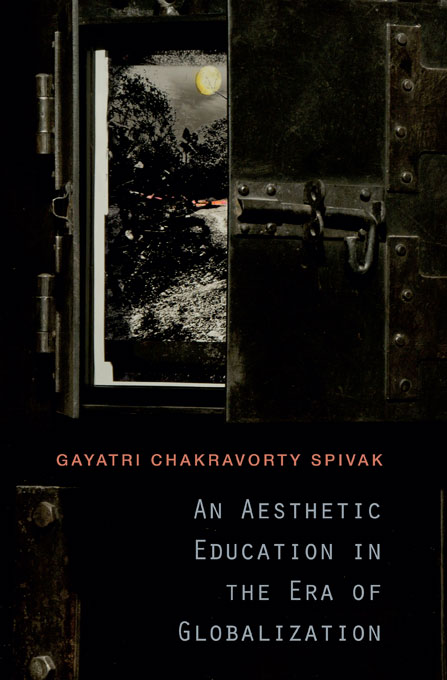 Cover: An Aesthetic Education in the Era of Globalization, from Harvard University Press