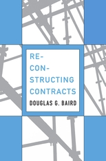 Cover: Reconstructing Contracts in HARDCOVER