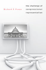 Cover: The Challenge of Congressional Representation in HARDCOVER