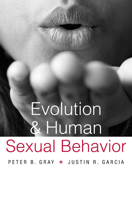 Cover: Evolution and Human Sexual Behavior, from Harvard University Press