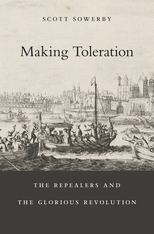 Cover: Making Toleration in HARDCOVER