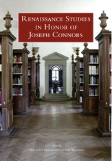 Cover: Renaissance Studies in Honor of Joseph Connors, Volumes 1 and 2 in HARDCOVER
