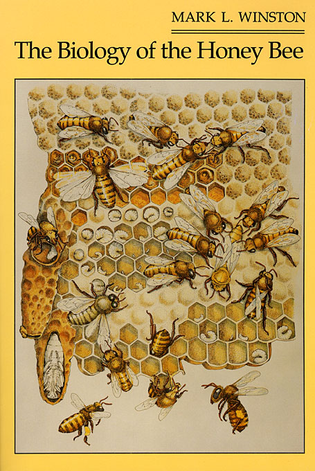 Cover: The Biology of the Honey Bee, from Harvard University Press