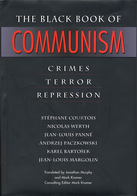 Cover: The Black Book of Communism: Crimes, Terror, Repression, from Harvard University Press