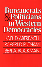 Cover: Bureaucrats and Politicians in Western Democracies