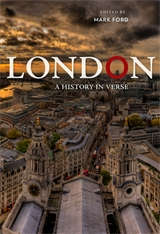 Cover: London: A History in Verse, edited by Mark Ford, from Harvard University Press