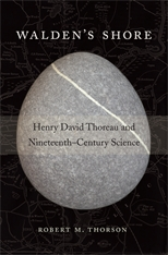 Cover: Walden's Shore: Henry David Thoreau and Nineteenth-Century Science