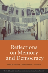 Cover: Reflections on Memory and Democracy