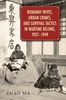 Cover: Runaway Wives, Urban Crimes, and Survival Tactics in Wartime Beijing, 1937–1949
