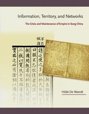 Cover: Information, Territory, and Networks in HARDCOVER