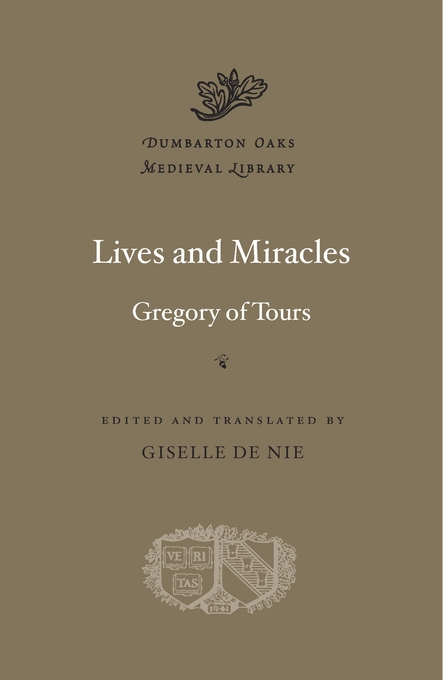 Cover: Lives and Miracles, from Harvard University Press