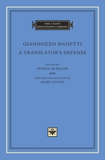 Cover: A Translator's Defense in HARDCOVER