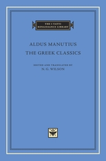 Cover: The Greek Classics in HARDCOVER