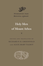 Cover: Holy Men of Mount Athos in HARDCOVER