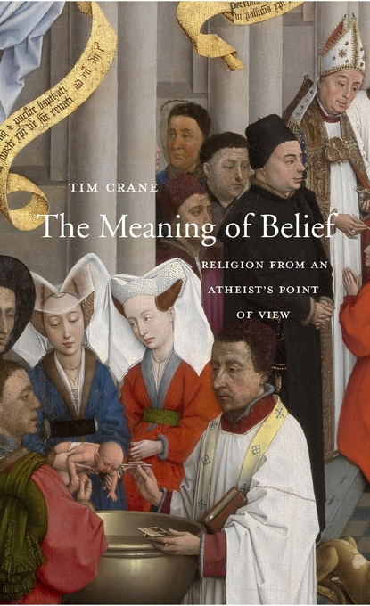 Cover: The Meaning of Belief: Religion from an Atheist's Point of View, from Harvard University Press