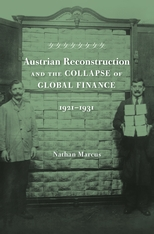 Cover: Austrian Reconstruction and the Collapse of Global Finance, 1921–1931