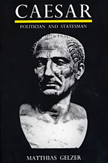 Cover: Caesar: Politician and Statesman