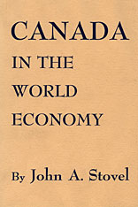Cover: Canada in the World Economy