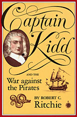 Cover: Captain Kidd and the War against the Pirates