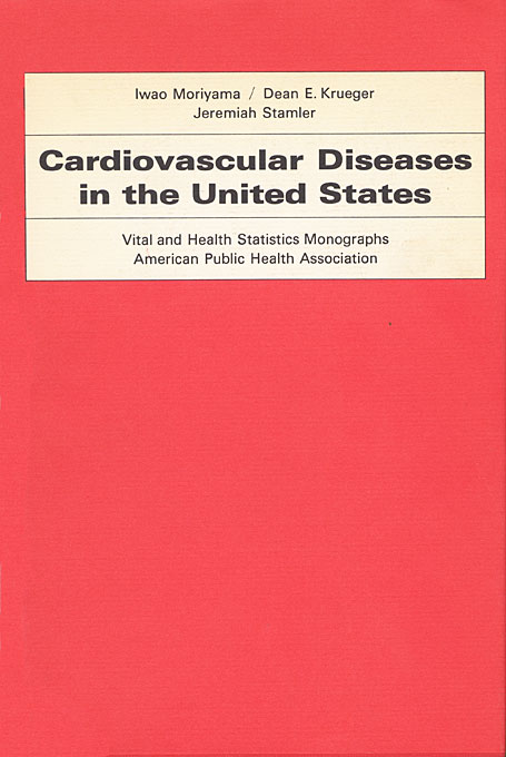 Cover: Cardiovascular Diseases in the United States, from Harvard University Press