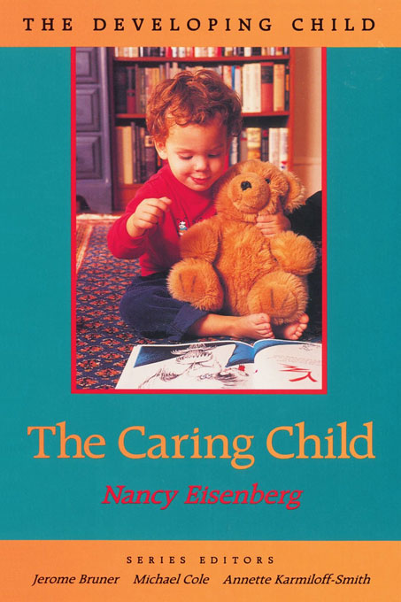 Cover: The Caring Child, from Harvard University Press