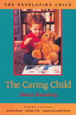 Cover: The Caring Child in PAPERBACK