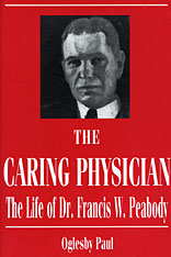 Cover: The Caring Physician in HARDCOVER