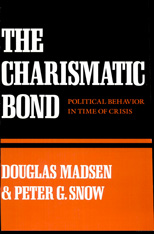 Cover: The Charismatic Bond: Political Behavior in Time of Crisis