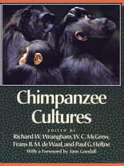 Cover: Chimpanzee Cultures in PAPERBACK