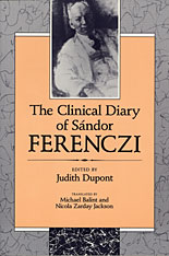 Cover: The Clinical Diary of Sándor Ferenczi in PAPERBACK