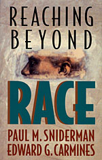 Cover: Reaching beyond Race