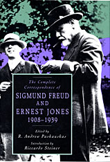 Cover: The Complete Correspondence of Sigmund Freud and Ernest Jones, 1908-1939 in PAPERBACK