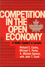 Cover: Competition in an Open Economy: A Model Applied to Canada