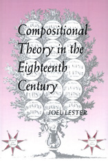 Cover: Compositional Theory in the Eighteenth Century