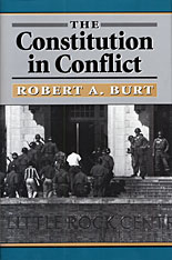Cover: The Constitution in Conflict in PAPERBACK