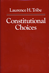 Cover: Constitutional Choices